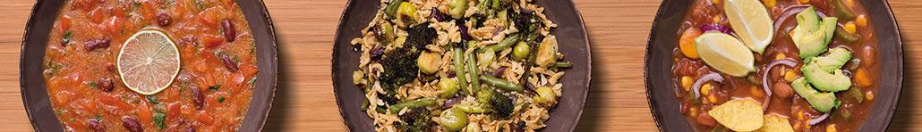 Eat Organic Foods