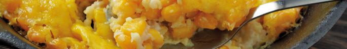 Sweet and Savory Corn Casserole