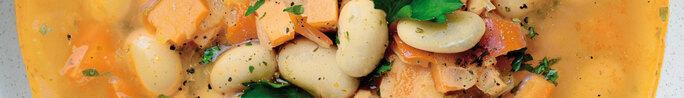 Vegan Vegetable Bean Soup